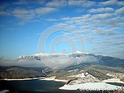Lake Winter