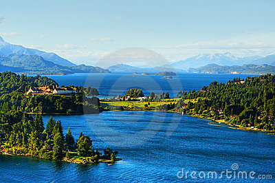 Lakes in Patagonia