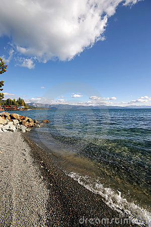 Lakeside in Tahoe