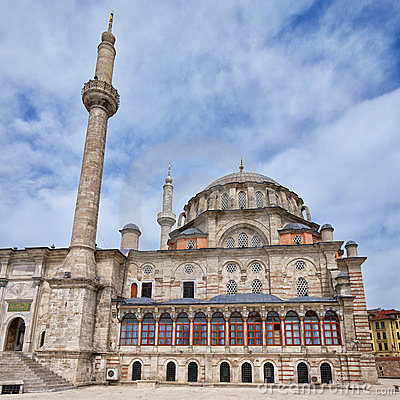 Laleli Mosque 02