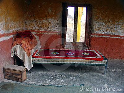 The Lama s Bed