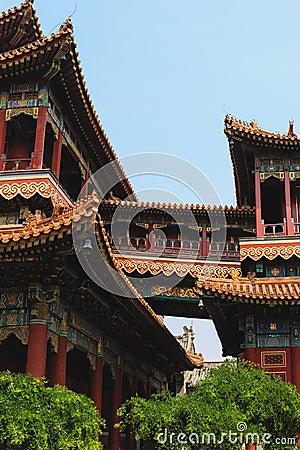 Free Lama Temple, Beijing, China Stock Photos - 73902653
