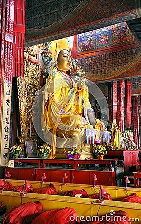 Free Lama Temple Of Beijing, China Royalty Free Stock Image - 36983766