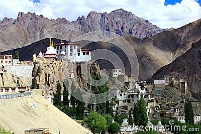 Lamayuru Monastery of Ladakh Himalaya