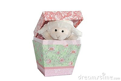 Lamb in the Box - Prepositional Phrases