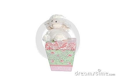 Lamb on the Box - Prepositional Phrases