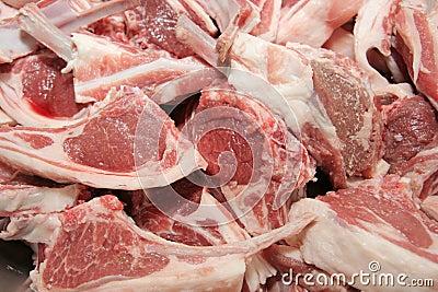 lamb chop meats