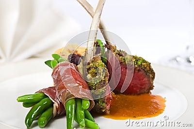 Lamb cutlet