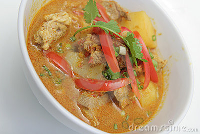 Lamb meat curry asia food