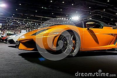 Lamborghini Editorial Stock Photo