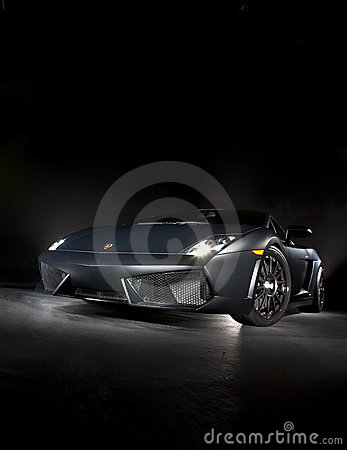 Lamborghini Gallardo Editorial Photo
