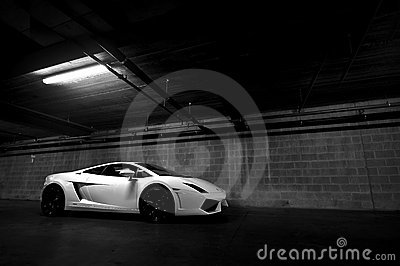 Lamborghini Gallardo LP560-4 Editorial Stock Image