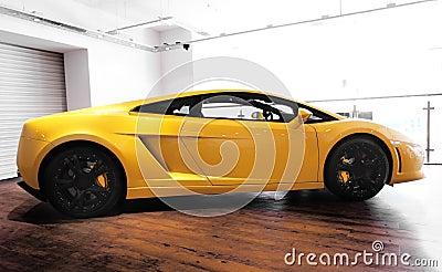 Lamborghini Gallardo Sports car