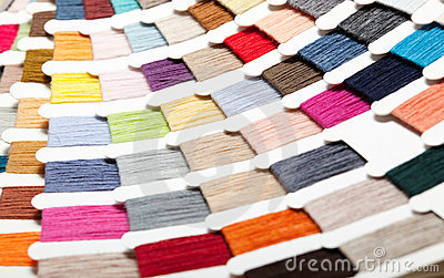 Lambs Wool Color Swatch Royalty Free Stock Images - Image: 8691079
