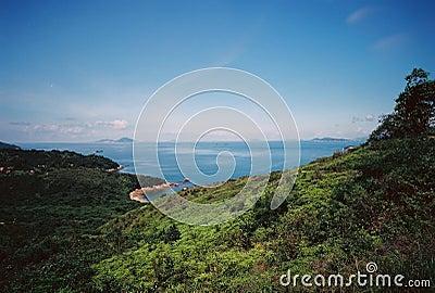 Lamma Island, Hong Kong