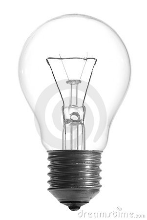 Free Lamp Bulb Royalty Free Stock Photography - 7098557