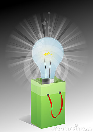 Lamp bulb bag