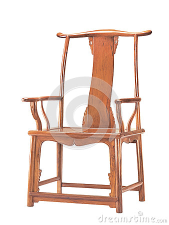 Lamp-hanger chair of chinese classic furniture