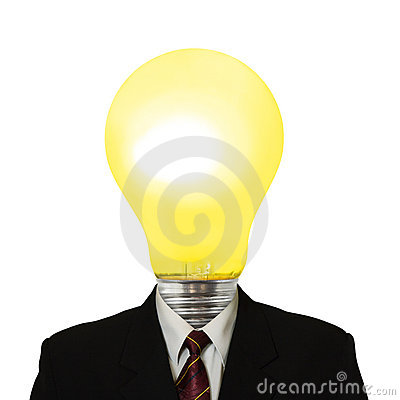 Lamp for head