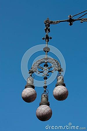 Lamp Modernist Barcelona
