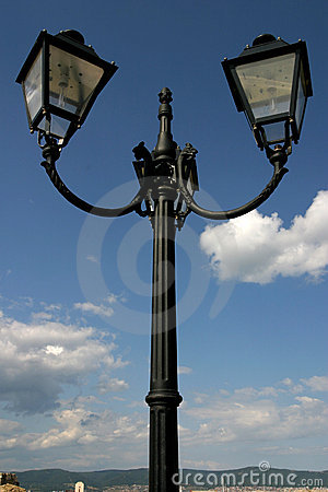 Free Lamp Post Stock Images - 396854