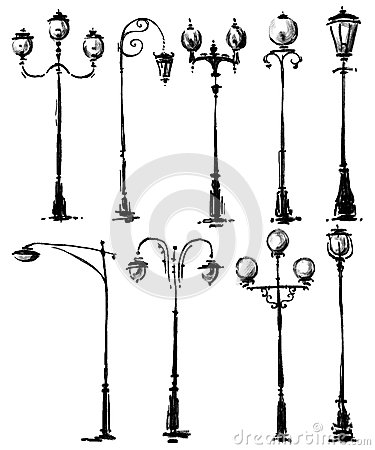 street light lamp with Royalty Free Stock Images L  Post Collection Image27411779 on 232041812222 as well 104296 besides Street Light Circuit furthermore Bench flower garden potting additionally Images 2Dproducts.
