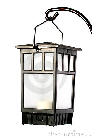 Free Lamp With Matte Glass Royalty Free Stock Images - 11863189