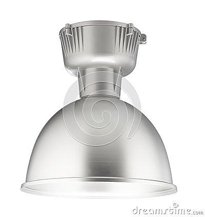 lampe lectrique de plafond photo libre de droits image 24708995. Black Bedroom Furniture Sets. Home Design Ideas