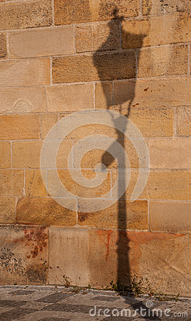 Free Lamplight Shadow Stock Photo - 48714520