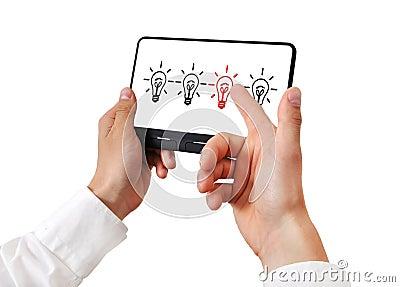 Lamps symbol