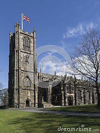 Lancaster Priory - Lancaster - England