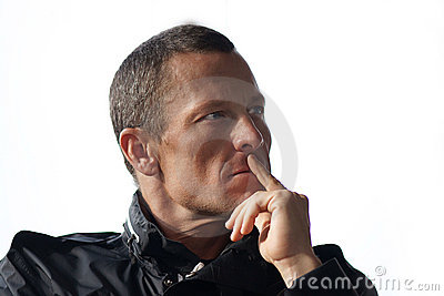 Lance Armstrong Editorial Stock Photo