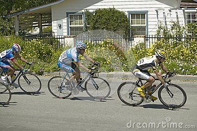 Lance Armstrong competing Editorial Photography