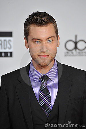 Lance Bass Editorial Photography