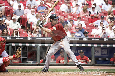 Lance Berkman Editorial Stock Image