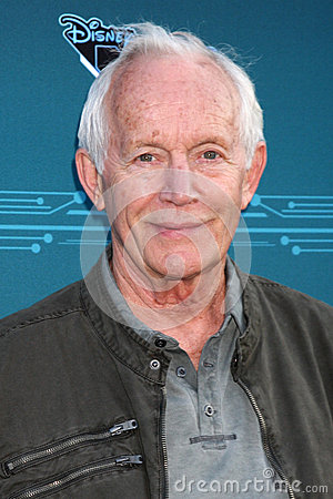 Lance Henriksen arrives at the Disney XD s Editorial Photo