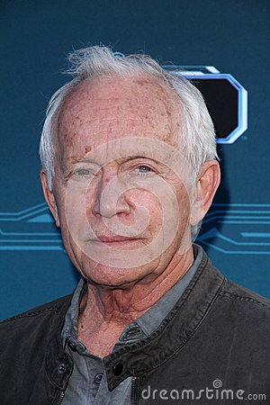 Lance Henriksen at Disney XD s  Editorial Image