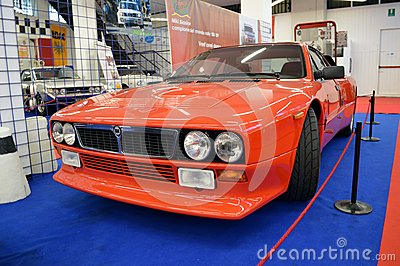 Lancia 037 Editorial Photography