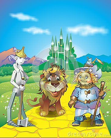 Free Land Of Oz Stock Image - 30961321