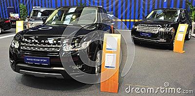Land Rover - Range Rover Editorial Stock Image