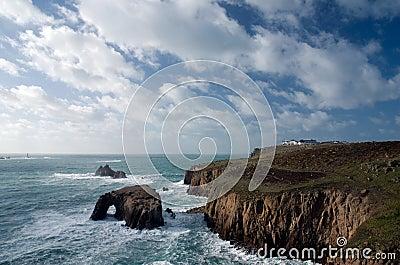 Land s end, Cornwall. England
