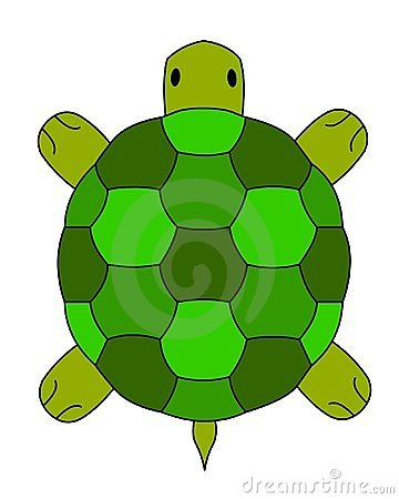 Free Land Turtle Illustration Royalty Free Stock Images - 2580709