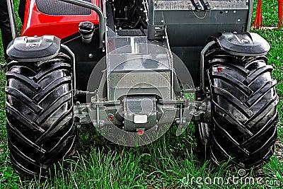 Landbouwmachine. Detail 164