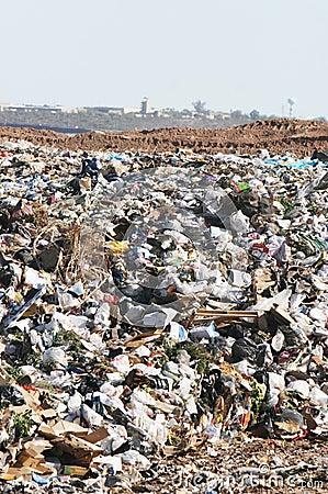 Free Landfill Trash Royalty Free Stock Photo - 2210935