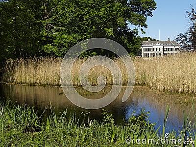Landgoed Broekhuizen Stock Photo