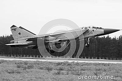 Landing Editorial Photography