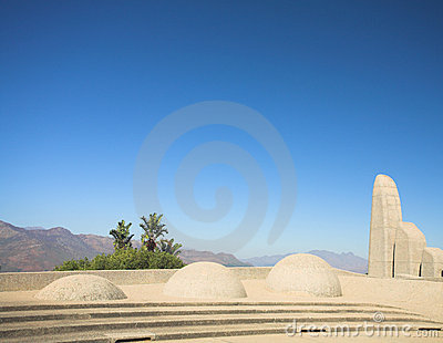 Landmark of the Afrikaans Language Monument