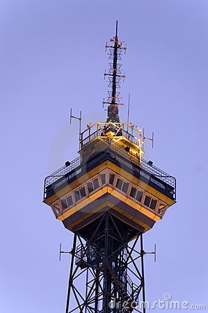 Landmark Berlin Radio Tower