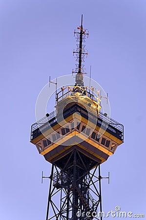 Landmark Berlin Radio Tower