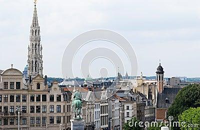 Landmark of Brussels